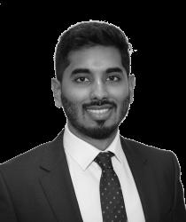 London Wall Partners Kishan Gangadia